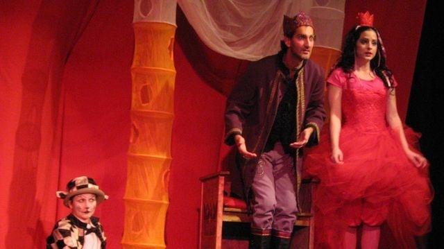 Holdvilág Kamaraszínház: Szélike királyisasszony - Fotó forrása: Holdvilág Kamaraszínház