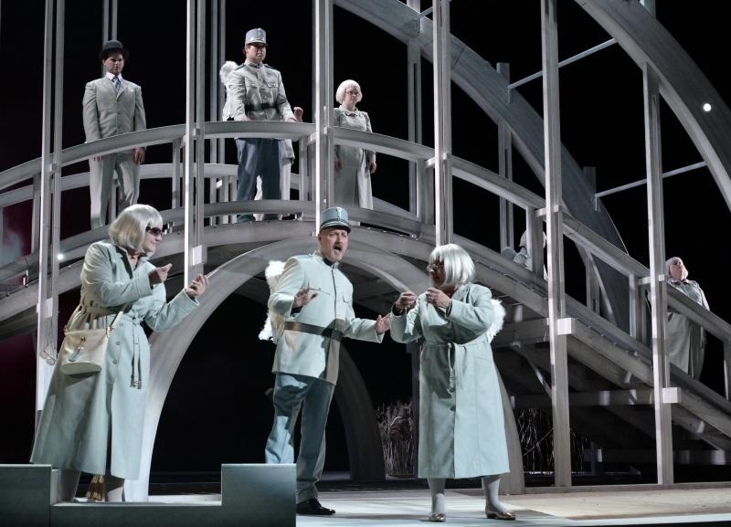 Molnár Ferenc: Liliom, Miskolci Nemzeti Színház - Fotó: Gálos Mihály Samu