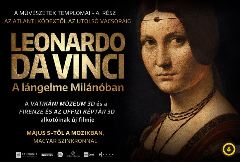 Leonardo-da-Vinci_A-langelme-Milanoban_FEKVO-GRAFIKA