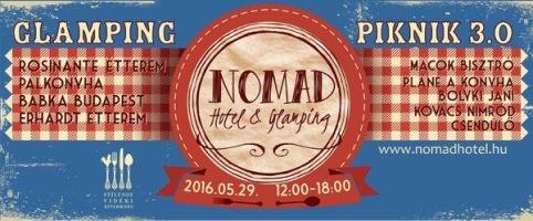 Glamping 2016